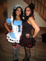 .:halloween '09:. 1 by chickiedee