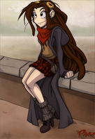 Me in Deponia by Pain-hyena