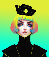 First aid by kittysophie
