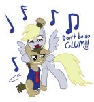 Dont Be So Glum! by CyberToaster