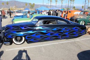 Black n Blue Sled by DrivenByChaos