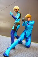 Metroid: Other M - The Force at My Back. by jillian-lynn
