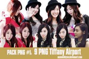 Pack PNG #1: Tiffany Airport by sammiehyun