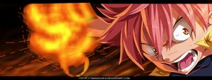 Fairy Tail Natsu by Mansour-s