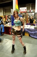 MCM Expo Telford 2013 Lara Croft by azrealdrogan