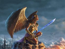 Heavenly Guard by Alayna