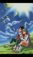 Eureka 7: Under the Sky by Zureul