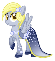 Derpy's Dress by TheCheeseburger