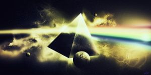 Dark Side of the Moon by powerpointer