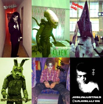 All My Cosplays by BiXoLoCoO616