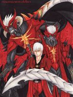 DMC4: Dante: the devil in me by MasamuneRevolution