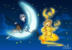 RoTG - Night Lights by MehReel