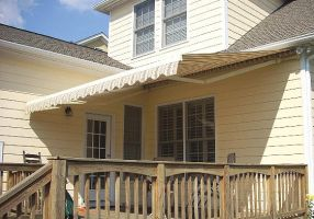 Best MA porch awnings from Ocean View Awnings by OceanViewAwng