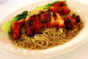noodles wt grilled chicken by jeffzz111