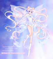 Miracle Sailor Moon: OldVrsn by la-soldier