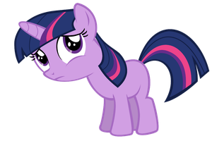 Twilight Sparkle filly by megacody2