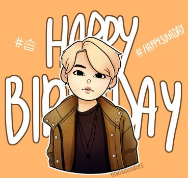 Happy Suga Day by Amnesia5sos