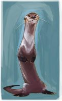 Otter be enough by Brett2DBean