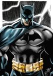 Batman (quick colors) by FantasticMystery