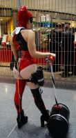 NYCC'14 Harley Quinn B II by zer0guard