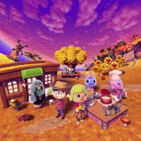 Animal Crossing New Leaf - Autumn/Autunno by Kharthoffen