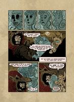 Chapter 1- Haunted Painting. Full Page 18 by ceallach-monster
