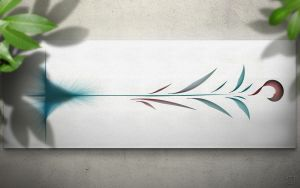 Alive by Design - Wall by luismonteiro