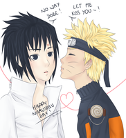 HAPPY NARUSASU DAY ! by Letha-chan