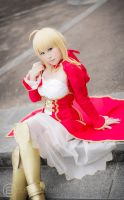 Saber Nero II by baby-ruby