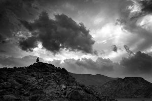 Cloudy by AzozPhotography