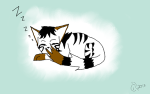 CotN Naptime AC by MysteryKittenThe1st