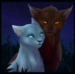 Does Starclan see Us? (speedpaint) by IsharaHeart