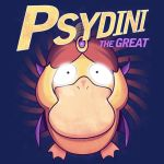 Psydini the Great by LuluDubYou