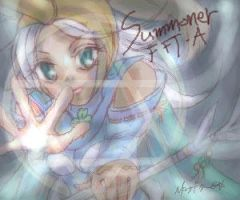 Summoner-FFTA Fanart- by marineblue