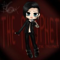 Andy Biersack Chibi- Black Veil Brides by AngelNightmare1441