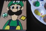 Luigi Pad by MapleMochi06