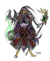 Request: Noxian Lulu by Mikkynga