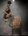 Private Dancer by TweezeTyne