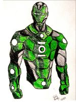 In Brightest Day..... by RMB05