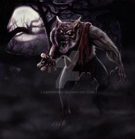 WolfMan by lberry1976