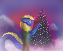 Yule Sunrise by Oracle01