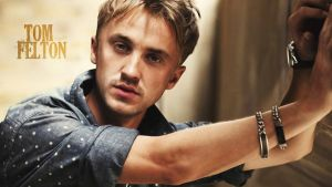 Tom Felton 2 by Nocuus