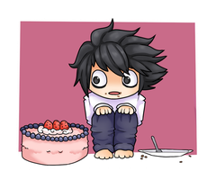 L + cake by Amphany