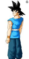 Son Goku by Trunks777