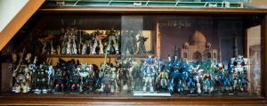 And my other Toys ... Gundam, GIJOE's by archaznable30