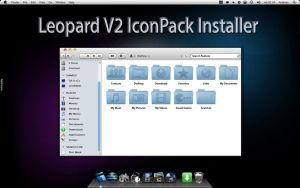 Leopard V2 IconPack Inst. X86 by Mr-Ragnarok