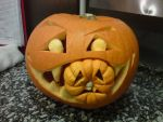Fine young cannibal pumpkin... by Nectarine