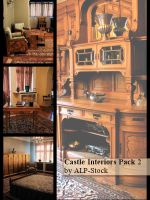 Castle Interiors Pack 2 by ALP-Stock