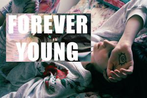 FOREVER YOUNG by shidifenni