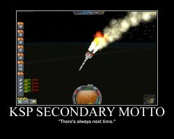 KSP Secondary Motto by XVeris